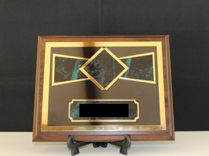 Trofee-Plaquette-20x25-cmin-blauw-groen-rood-bruin